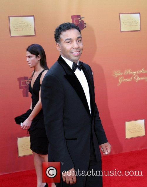 Allen Payne Tyler Perry unveils his new motion...