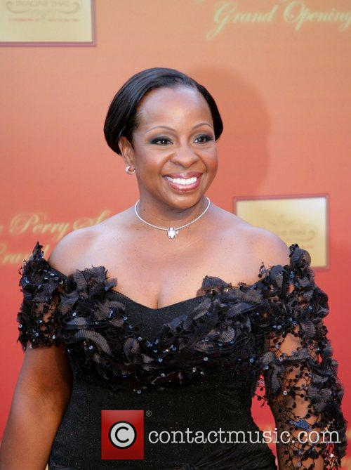 Gladys Knight Tyler Perry unveils his new motion...