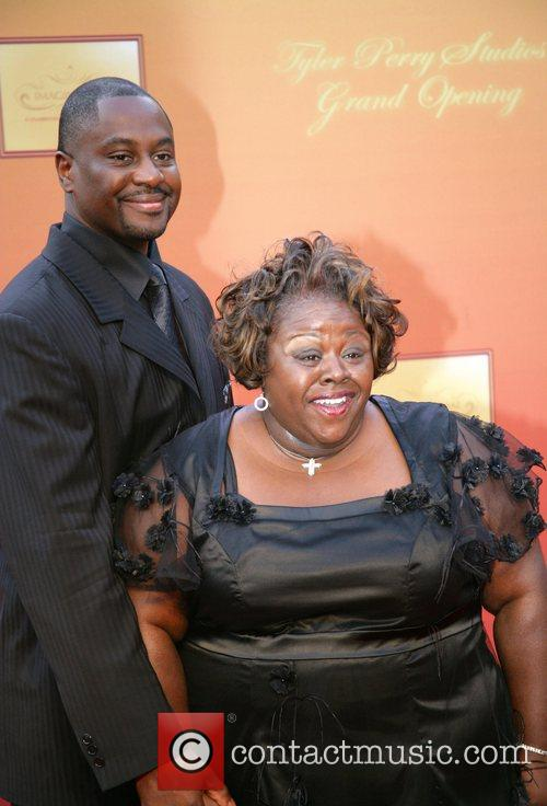 Guest and Cassi Davis Tyler Perry unveils his...