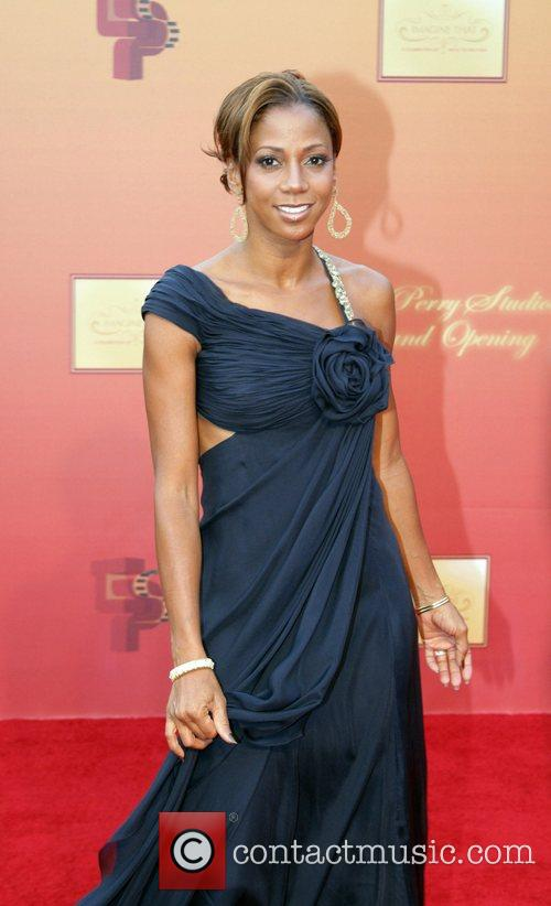 Holly Robinson-Peete Tyler Perry unveils his new motion...