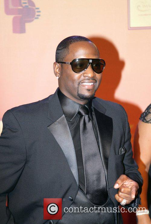 Johnny Gill Tyler Perry unveils his new motion...