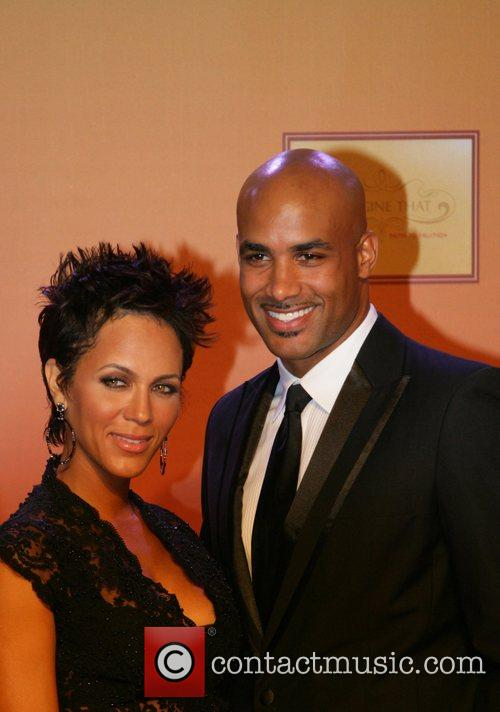 Nicole Ari Parker and Husband Actor Boris Kodjoe 4