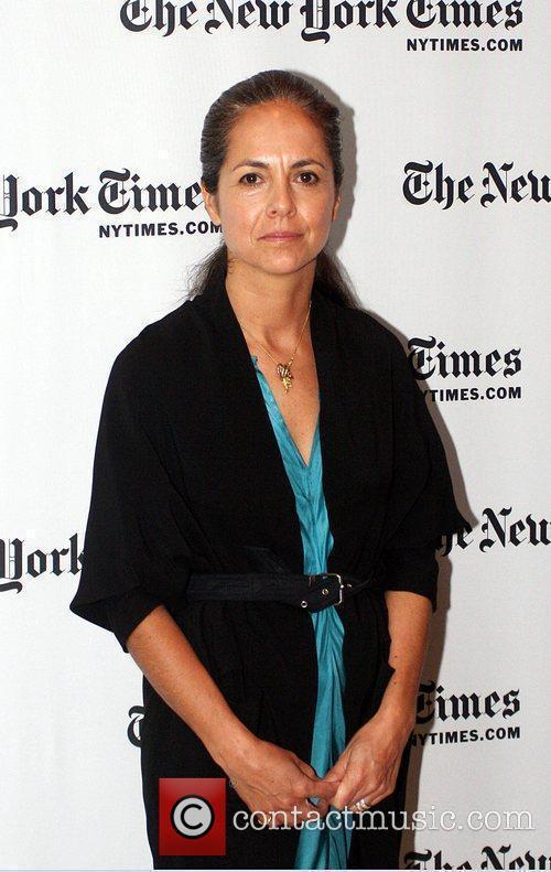 fashion designer Maria Cornejo The New York Times...