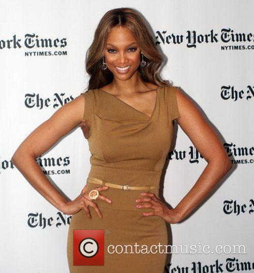 Tyra Banks Contact: The New York Times Sunday With The Magazine