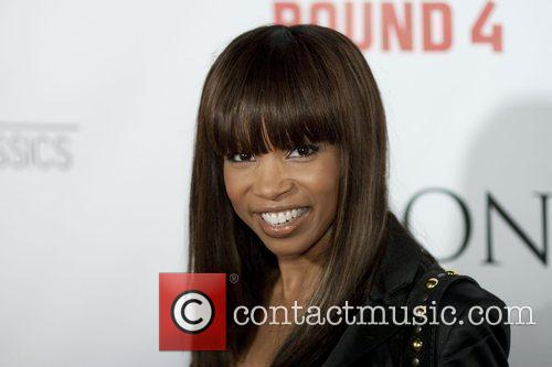 Elise Neal Los Angeles Premiere of 'Tyson' at...