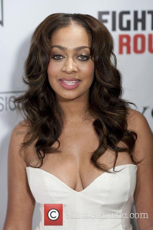 LaLa Vazquez Los Angeles Premiere of 'Tyson' at...