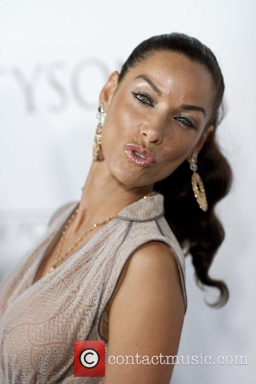 Nicole Murphy Los Angeles Premiere of 'Tyson' at...