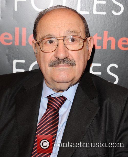 Umberto Eco at the 'London Book Fair' at...