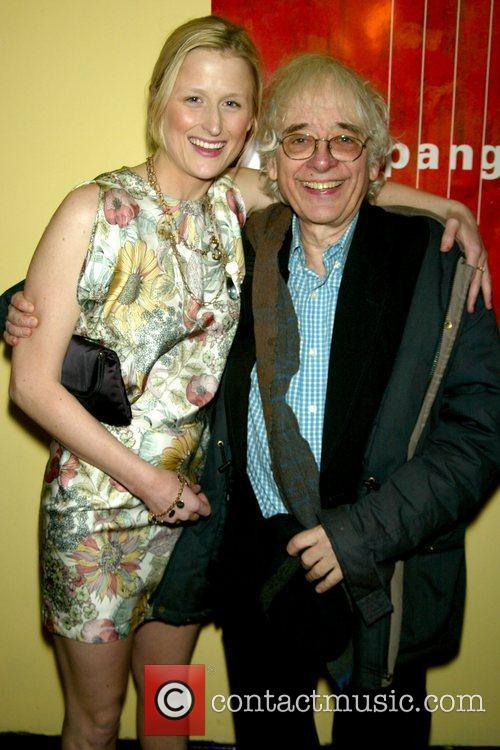 Mamie Gummer and Austin Pendleton Opening Night After...