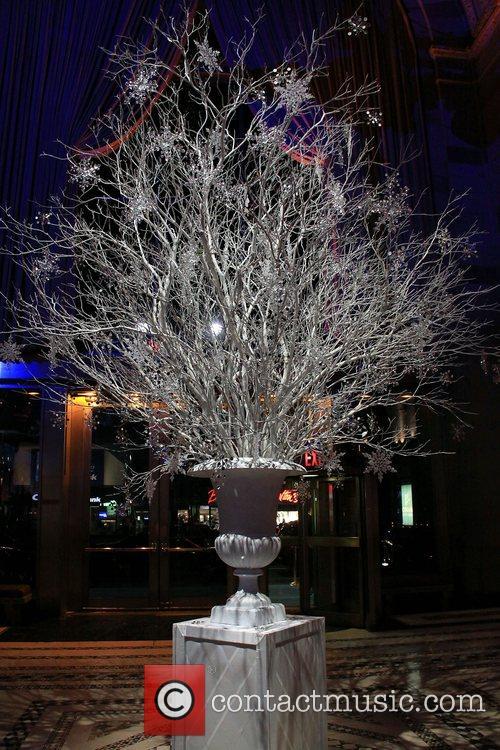 Unicef Snowflake Tree 2