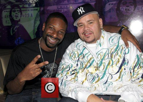 Dj Irie and Fat Joe 2