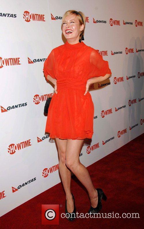 Brie Larson and Steven Spielberg 2