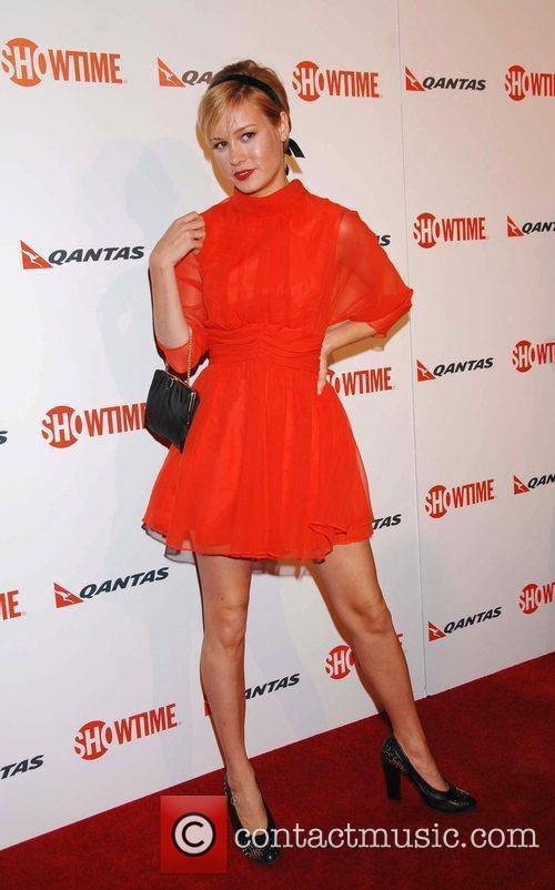 Brie Larson and Steven Spielberg 1