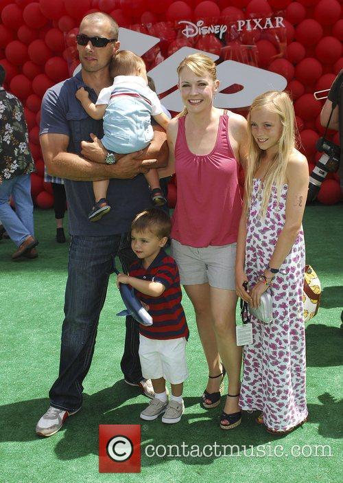 Melissa Joan Hart and Family 2