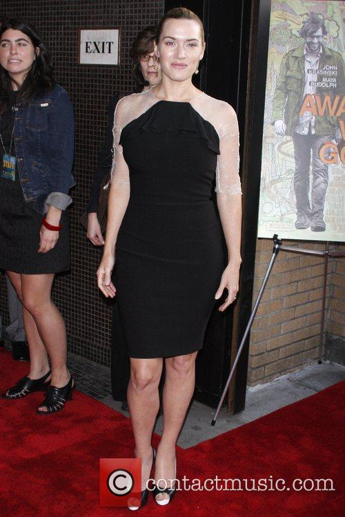 New York premiere of 'Away We Go' at...