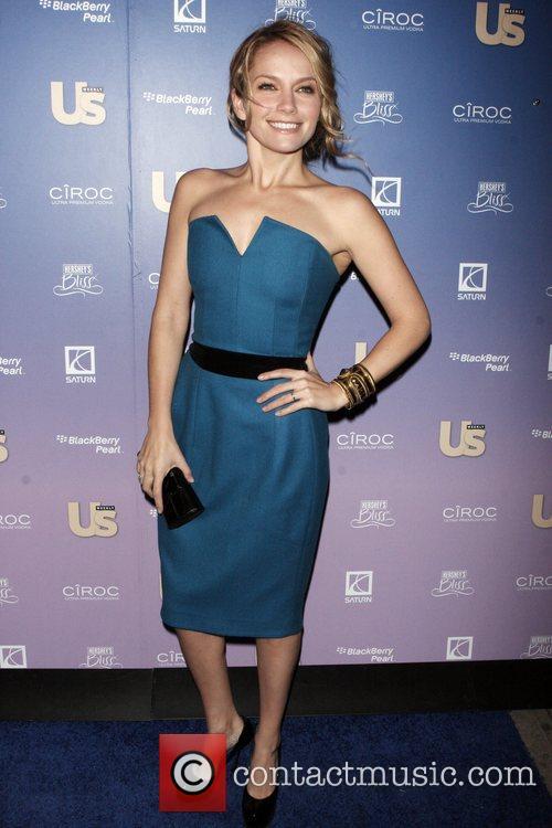 Becki Newton US weekly Hot Hollywood issue -...