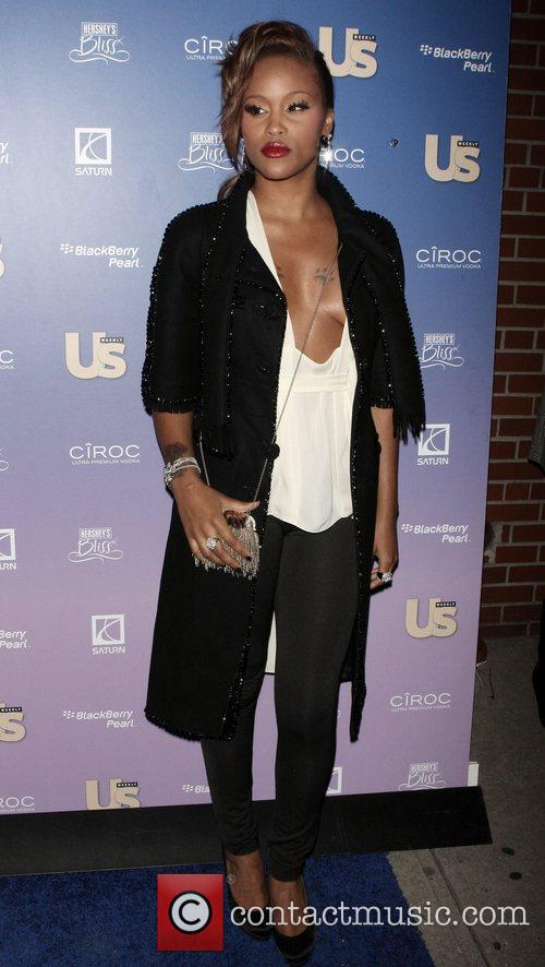 Eve US weekly Hot Hollywood issue - arrivals...