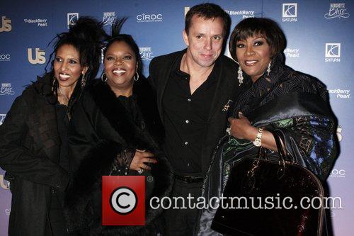 Nona Hendrix, Sarah Dash, Gary Armstrong and Patti...