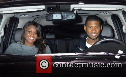 *file photos* * USHER WELCOMES SECOND BABY R&B...