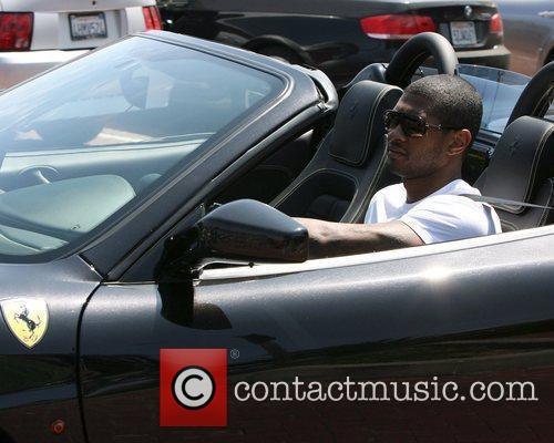 Usher and Usher Raymond 8