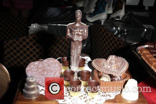Atmosphere The 2009 Valentine/Oscar Celebrity Romance Suite at...