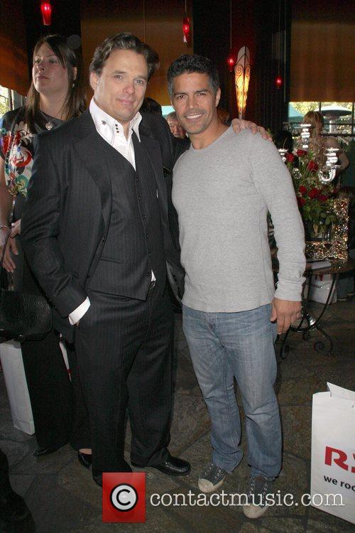Damian Chapa and Esai Morales 1