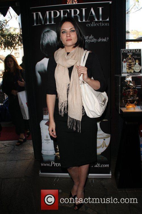 Jodi Lyn O'Keefe The 2009 Valentine/Oscar Celebrity Romance...