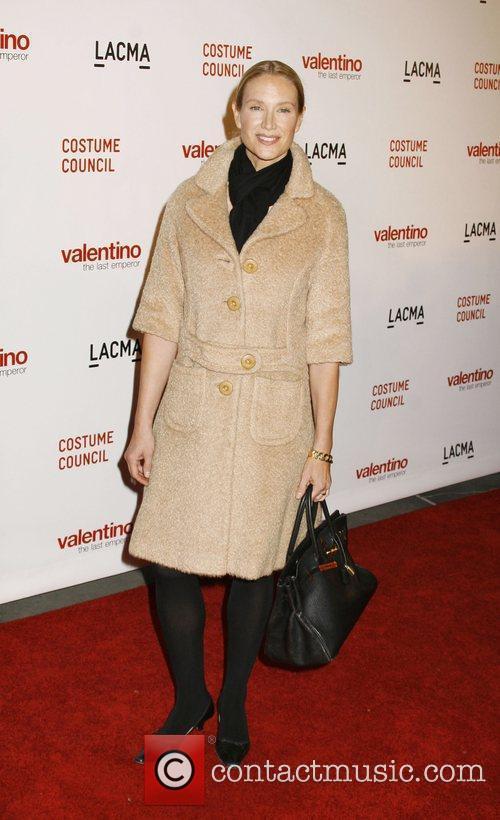 'Valentino: The Last Emperor' Los Angeles Premiere held...