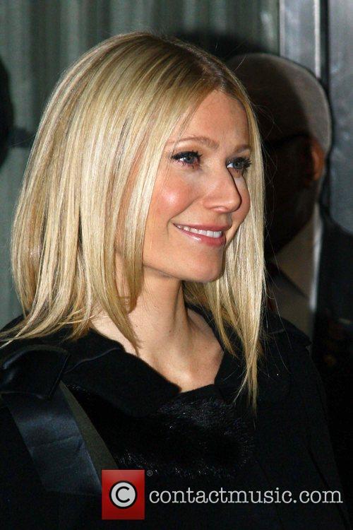 Gwyneth Paltrow The New York Premiere of 'Valentino:...
