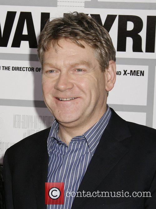 Kenneth Branagh Los Angeles Premiere of 'Valkyrie' held...