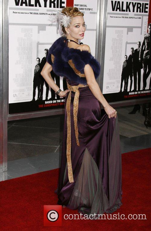 Lorielle New Los Angeles Premiere of 'Valkyrie' held...
