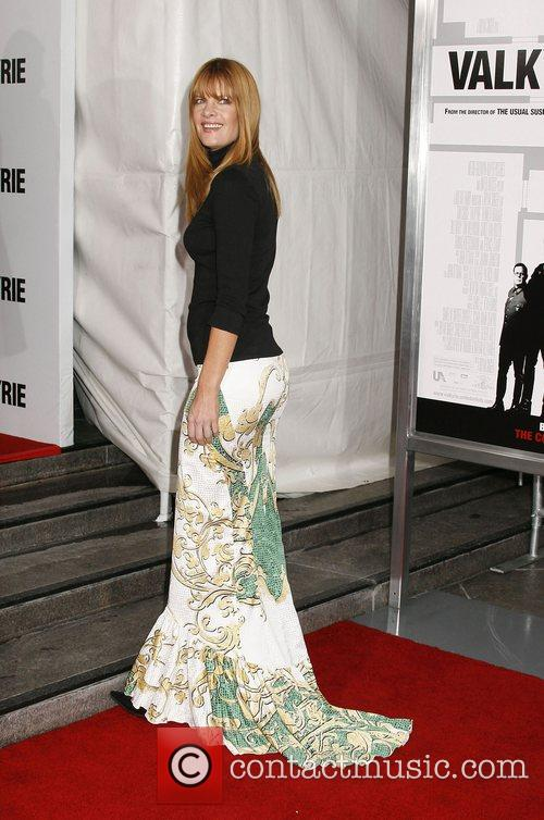 Michelle Stafford Los Angeles Premiere of 'Valkyrie' held...