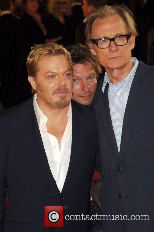 Eddie Izzard and Thomas Kretschmann