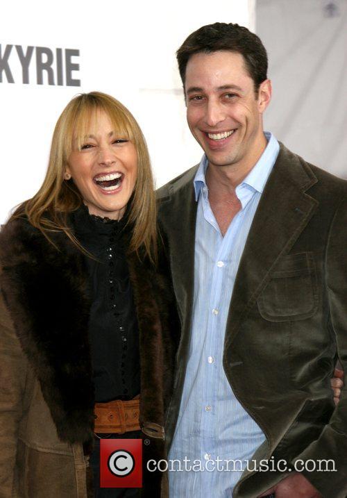 Bree Turner & Husband  Los Angeles Premiere...