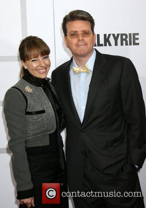 Chris McQuarrie and Heather McQuarrie Los Angeles Premiere...
