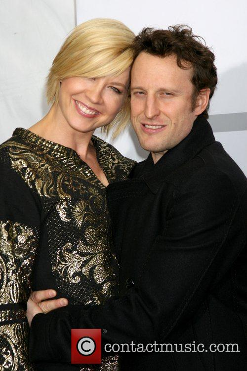 Jenna Elfman and Bohdi Elfman  Los Angeles...