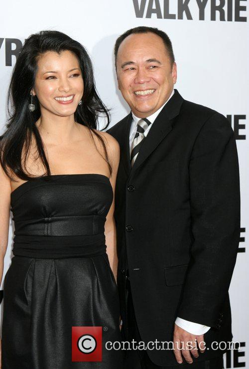 Kelly Hu and Chris Lee 3