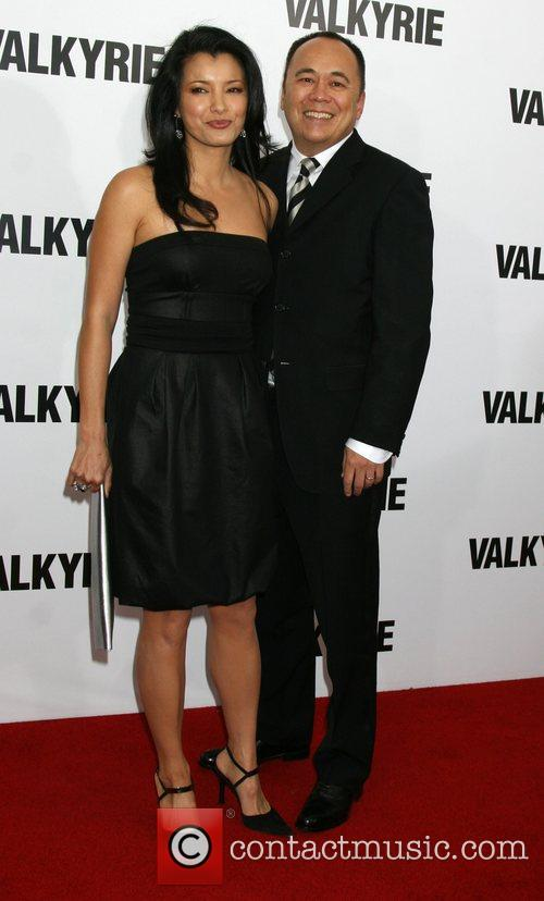 Kelly Hu and Chris Lee 5
