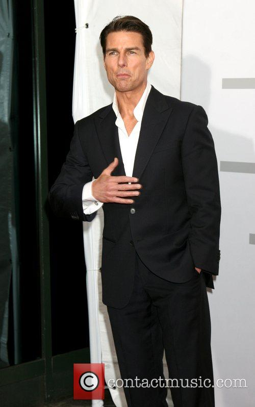 Tom Cruise  Los Angeles Premiere of 'Valkyrie'...