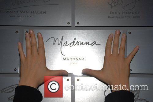 Madonna signature Vamp by Fetty jewelry launch at...
