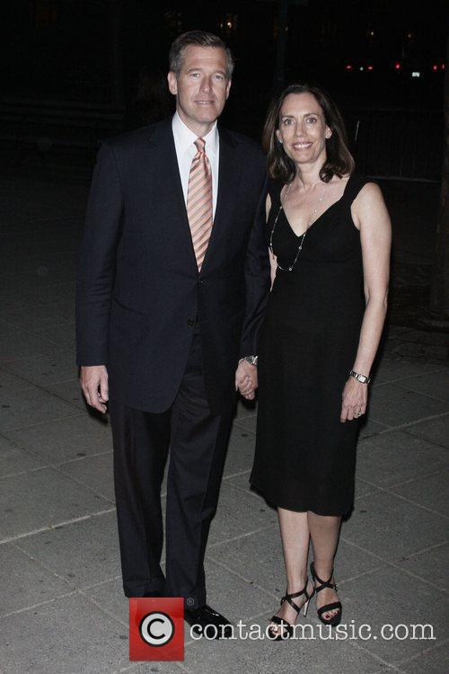 Brian Williams, Jane Williams, Tribeca Film Festival