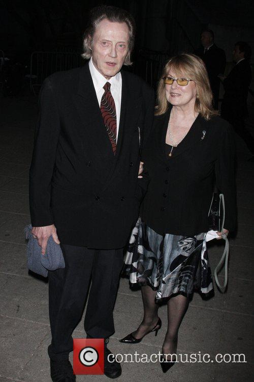 Christopher Walken and His Wife 3
