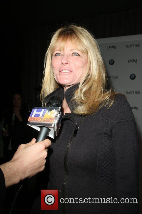 Cheryl Tiegs Vanity Fair Hosts BMW Art Car...