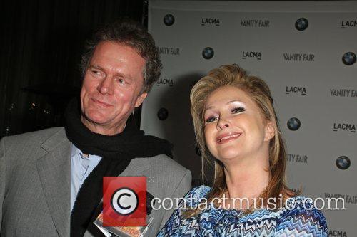 Kathy Hilton and Rick Hilton Vanity Fair Hosts...