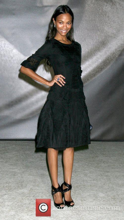 Zoe Saldana and Vanity Fair 4