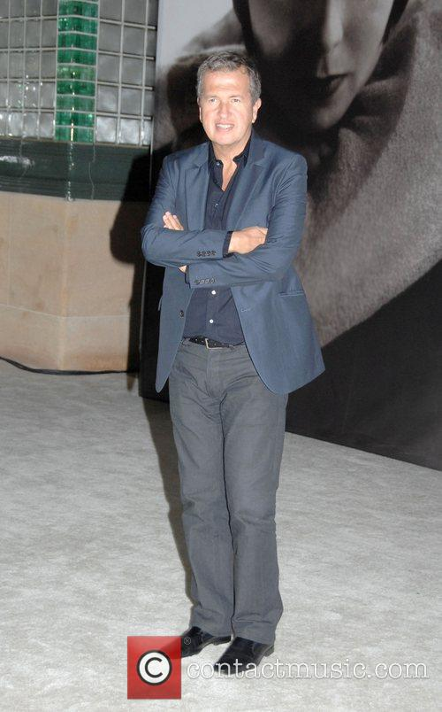 Mario Testino and Vanity Fair 2