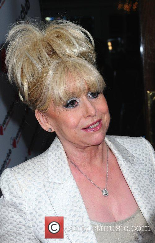 Barbara Windsor  The Variety Club Annual Dinner...