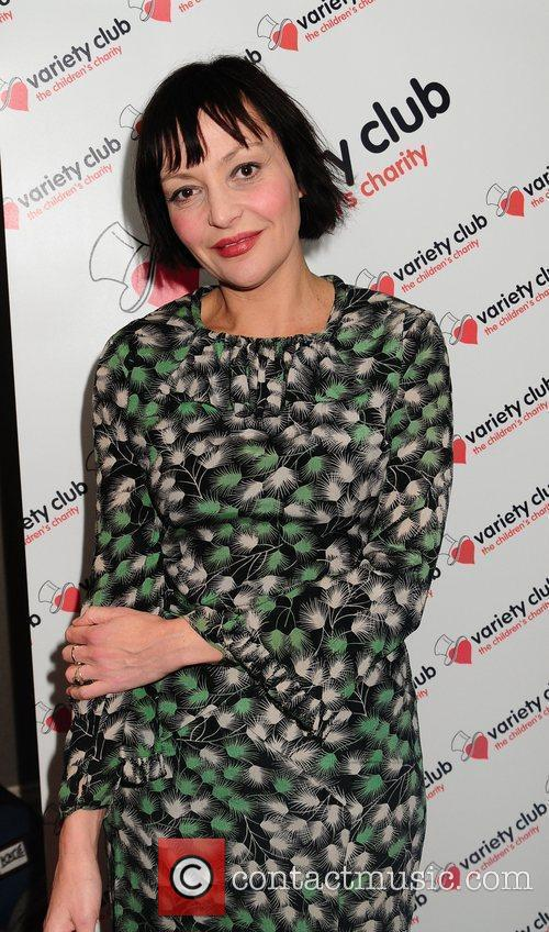 Pearl Lowe  The Variety Club Annual Dinner...