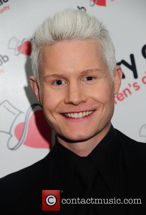 Rhydian Roberts  The Variety Club Annual Dinner...