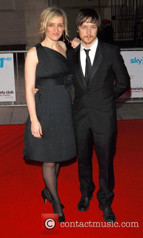 Anne Marie Duff and John McAvoy The 56th...